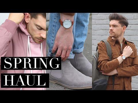 Menswear Spring Haul | Recent Pickups