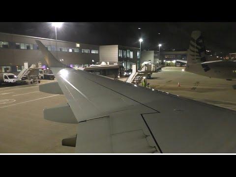 British Airways CityFlyer Embraer 190 | Zurich to London City | Takeoff and Landing - BA8762