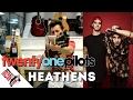 show MONICA bonus 38 - Twenty One Pilots - Heathens [Как играть на гитаре]