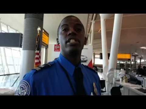 Adam vs The JFK Airport TSA
