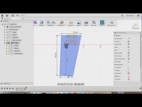 See how EASY it is to make your first 3D model in Fusion 360 CAD!