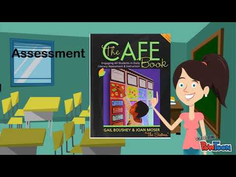 The Cafe Book Commercial