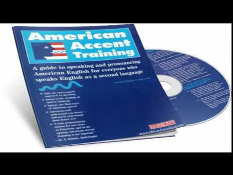 learn to speak english by American accent training - best spoken english materials - free download