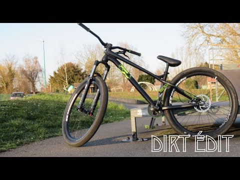DIRT EDIT SPECIAL 300 // COMMENCAL ABSOLUT BLACK 2015