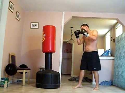 punching bag(wavemaster)training