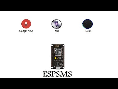 Your own made Personal Assistant – ESPSMS