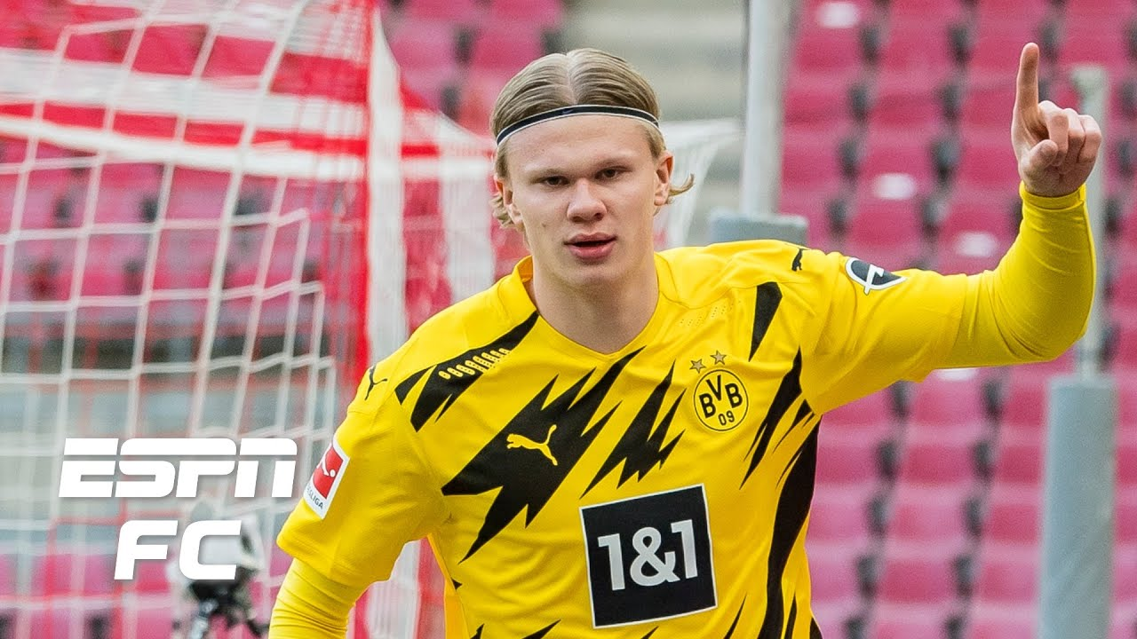 Is Barcelona a potential landing spot for Erling Haaland if Lionel Messi stays?   Extra Time