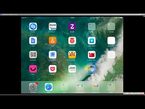 Add website icon to Home Screen on ipad