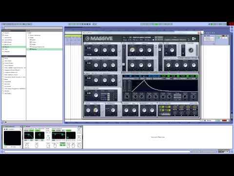 Sound Design Episode 17 : Martin Garrix Wizard Percussive Sound Tutorial Massive Preset+Tutorial