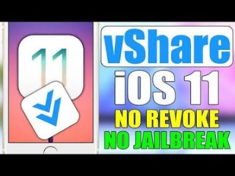Download vShare VIP FREE on iOS 11 - 11.1   Get Apps, Games FREE   (NO JAILBREAK)(NO PC)