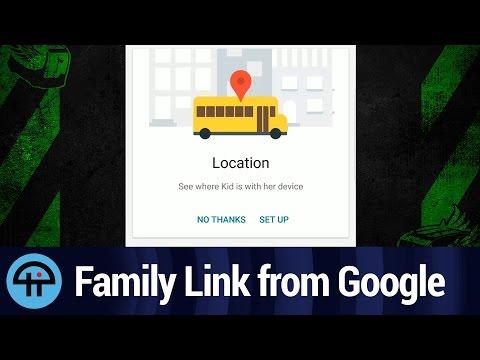 Family Link App from Google