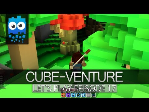 Cube-Venture Episode 17 : Cube World Alpha Let's Play! - Re-Stocked and ready for action!