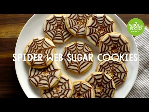 Spider Web Sugar Cookies | Freshly Made | Whole Foods Market