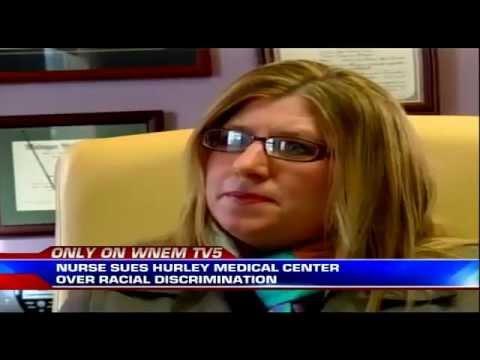 Lawsuit: Black Nurse
