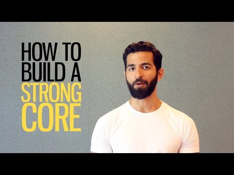 How To BUILD A STRONG Core FAST !