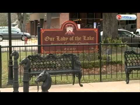 Mandeville Priest Asks For Reassignment
