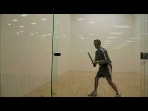 Racquetball Drills to Improve Your Game