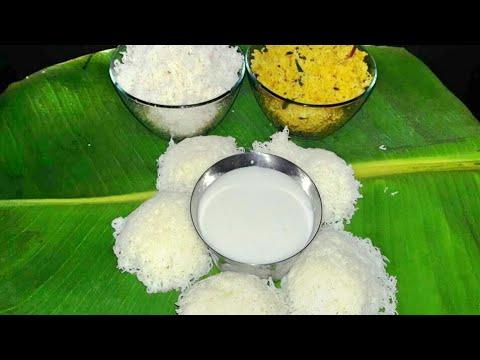 Idiyappam - இடியாப்பம் / String hoppers ( in Tamil )