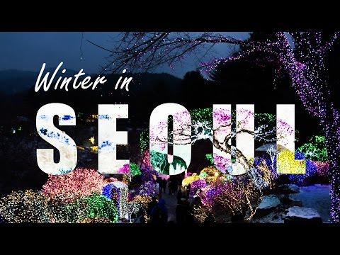 Seoul, South Korea   December - 2016
