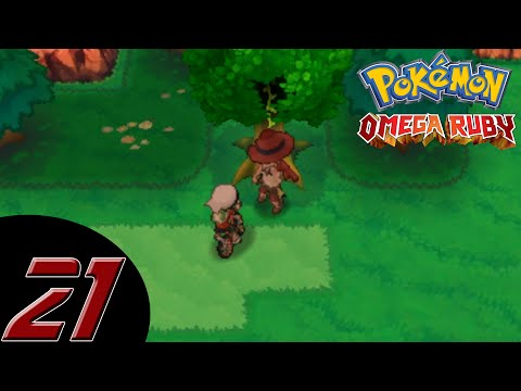 Pokemon Omega Ruby: Episode 21 - Route 112 + 111 North + Fiery Path