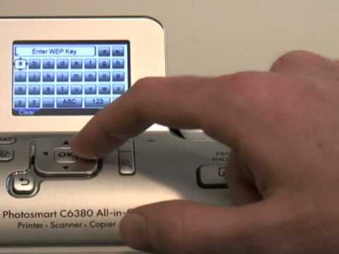 HP Wireless Printer Setup - Demo