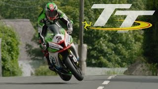 isle of man tt 2017 james hilliers ballascary moment
