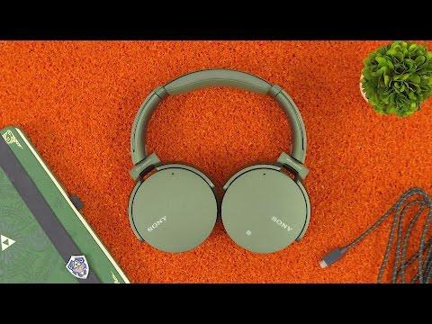 The BEST Bass Headphones? Sony XB950N1!