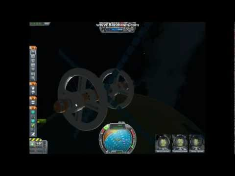 KSP - Interkerbal Space Station Rendezvous