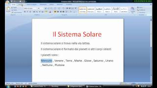 TUTORIAL Microsoft Word - Collegamento Ipertestuale