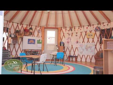 SD Yurts : Setting a Higher Standard