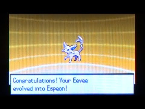 How to Get Espeon - Pokemon Black 2 and White 2