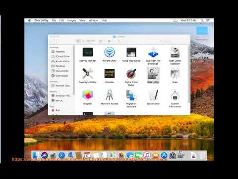 Fix Hard Disk Failures on macOS High Sierra