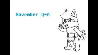 November Q+A