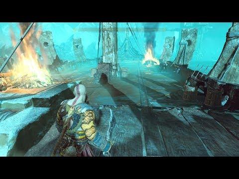 God of War 2018 PS4 Pro Part 9