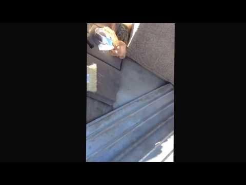 Cement Tile Roof Repair DIY