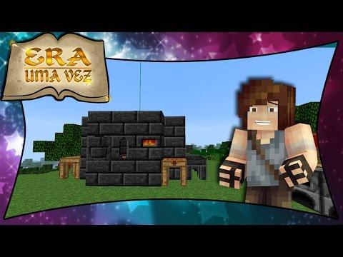 Era Uma Vez #4: Montando a Forjaria do Tinkers (Smeltery) [Minecraft 1.7.10 + Mods]