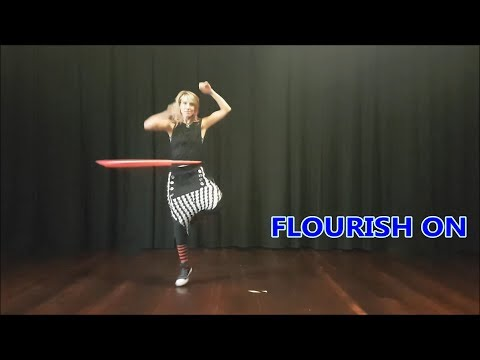 Flourish On: Transitions for Flow - A Hoop Dance Tutorial