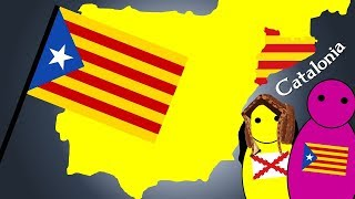 The History of Catalonia