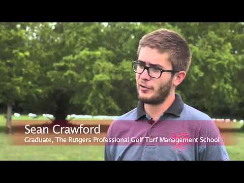 Make It a Career - Rutgers 2-Year Golf Turf Management Certificate Program