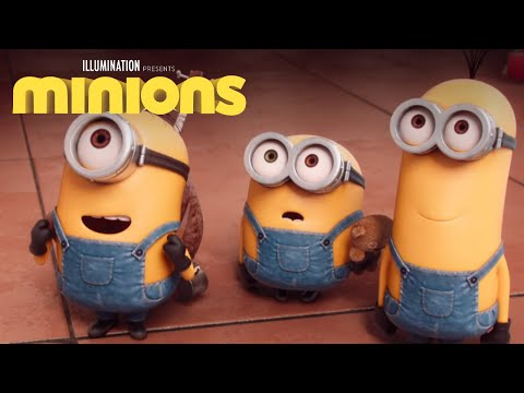 Minions - So Good To Be Bad (HD) - Illumination