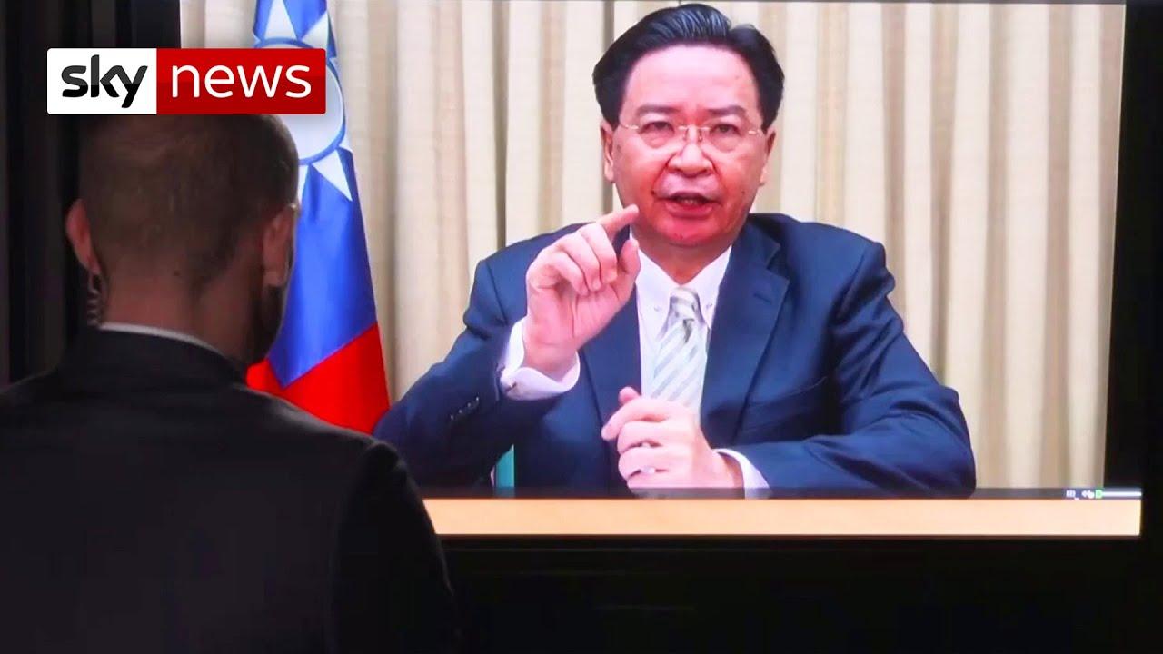 Taiwan: 'China preparing for final military assault'