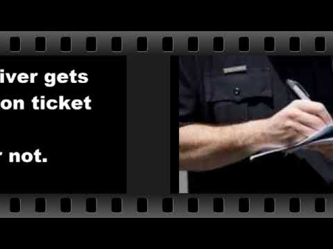 Top 5 ways to avoid traffic tickets