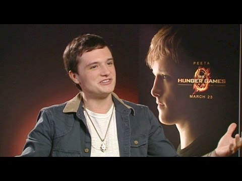 Josh Hutcherson on his audition for The Hunger Games