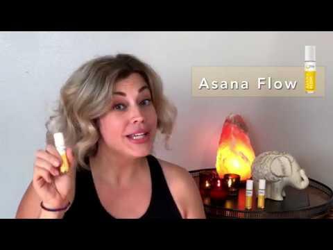 Asana Flow Aromatherapy Roll-On
