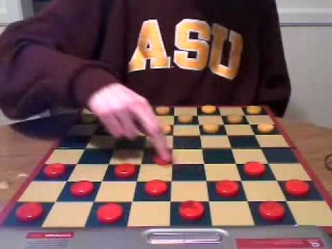 Checkers opening moves and the best counter moves