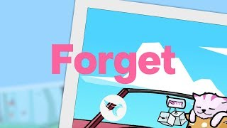 tofû - Forget (Official Lyric Video) feat. Linney
