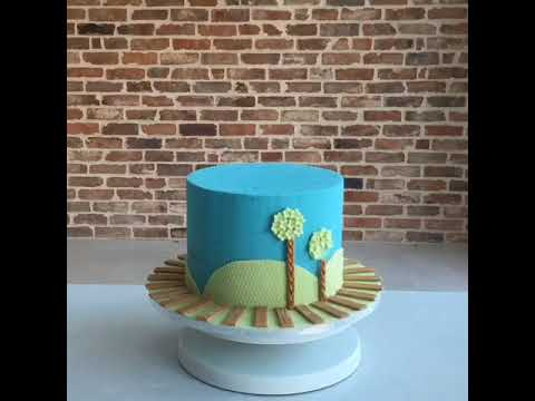 Thomas cake tutorial