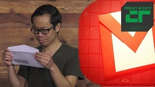 Google To Stop Scanning Inboxes | Crunch Report