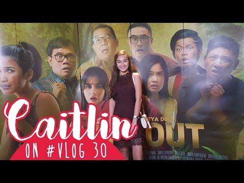 Caitlin on #VLOG 30 - Hangout Bareng Yuuuk