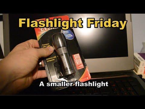 Eveready flashlight review : Flashlight Friday